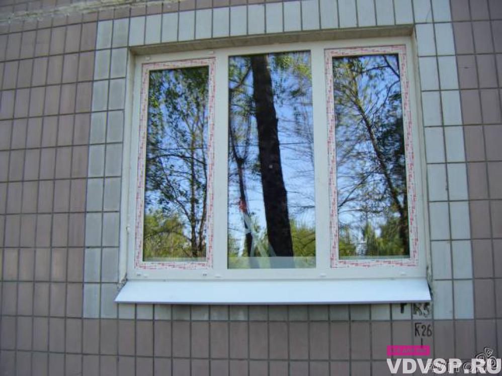 Остекление балконов и лоджий, установка окон пвх в г.пушкино.