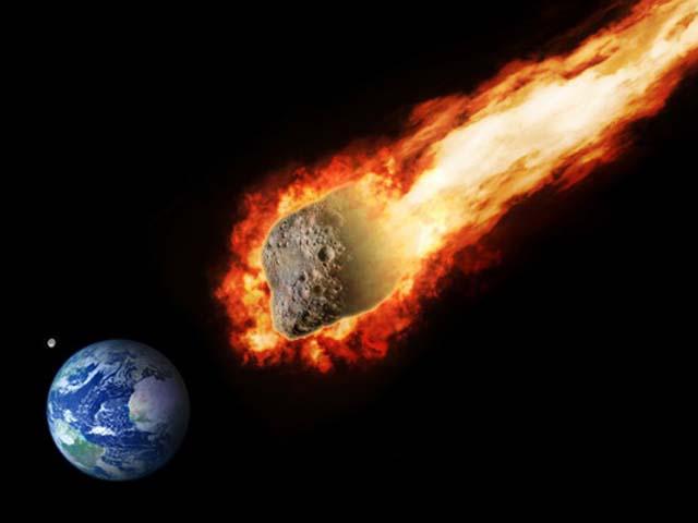 Nasa: 19 апреля рядом с землей пролетит потенциально опасный астероид